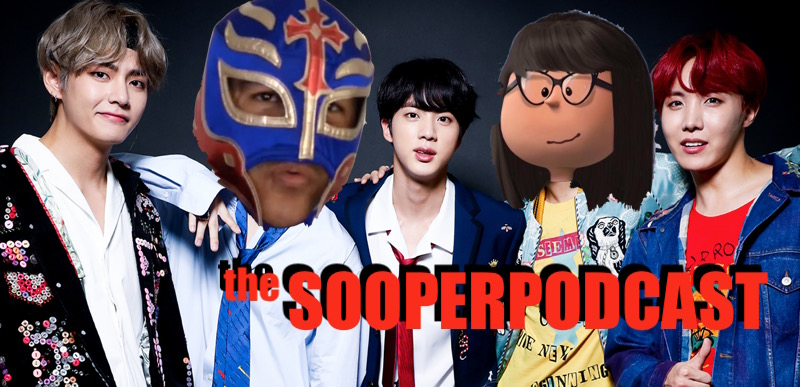 Sooperpodcast BTS BT JESS