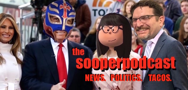 Sooperpodcast trump family thumb text