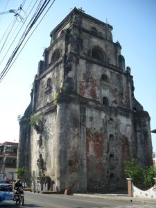 Sinking Bell Tower