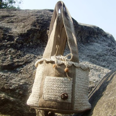 Nettle & Peace Handbag