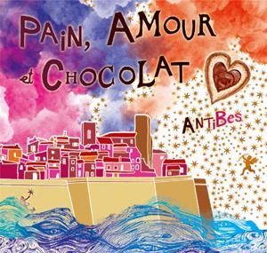 PAIN . AMOUR ET CHOCOLAT