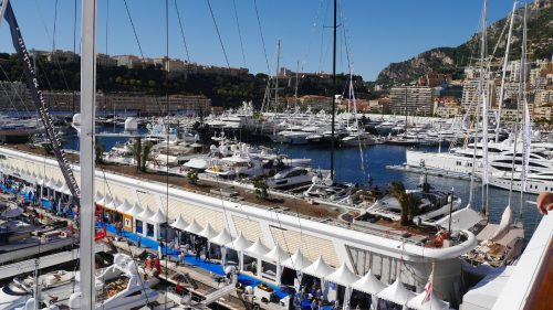 JOURNÉE RUSSE NATIONALE AU YACHT CLUB DE MONACO