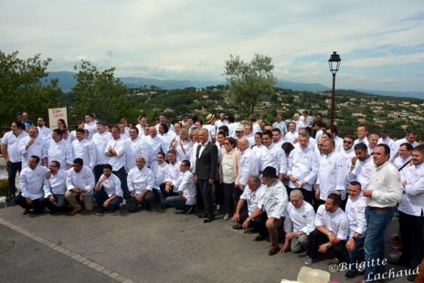 MOUGINS - THIERRY MARX AUX ETOILES DE LA GASTRONOMIE 2016