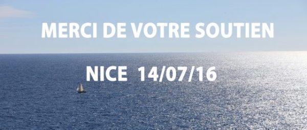 NICE - OFFICE DU TOURISME ET DES CONGRES - CANNES ANNULE LE FEU D'ARTIFICE DU 21 JUILLET