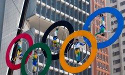 SP - SAO-PAULO - 24/07/2016 - REVEZAMENTO DA TOCHA OLIMPICA RIO 2016 - Revezamento da Tocha Olímpica para os Jogos Rio 2016.  . Foto: Rio2016/Andre Luiz Mello