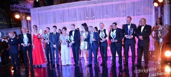 MONACO - 1ER WORLD SPORTS LEGENDS AWARDS 2016