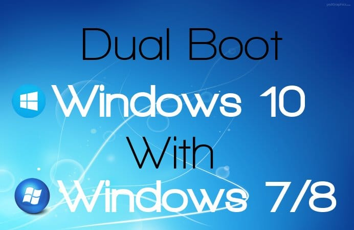 windows 10 comment l 39 installer en dual boot tutoriel complet sospc. Black Bedroom Furniture Sets. Home Design Ideas