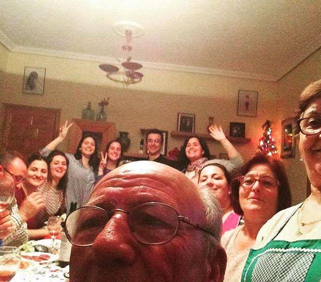 El yayo selfie Feliz 2017! 2017 nochevieja