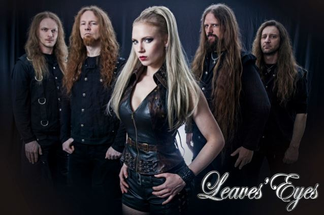 LEAVES' EYES Putting Finishing Touches On New EP 'Fires In The North'