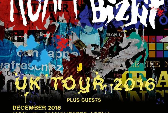 KORN And LIMP BIZKIT To Join Forces For U.K. Tour In December