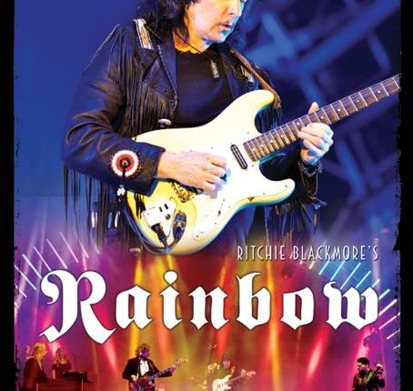 RAINBOW's Comeback Shows To Be Released As 'Memories In Rock – Live In Germany' DVD, Blu-Ray