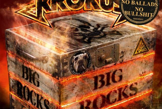 KROKUS To Pay Tribute To LED ZEPPELIN, QUEEN, THE WHO On 'Big Rocks' Album