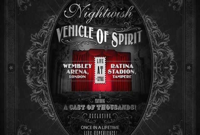 NIGHTWISH: Watch 'Stargazers' Performance Clip From 'Vehicle Of Spirit' DVD