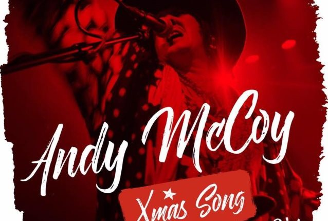 HIM's VILLE VALO Guests On Christmas Single From Ex-HANOI ROCKS Guitarist ANDY MCCOY