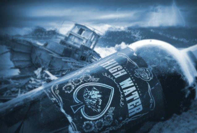 JUNKYARD To Release 'High Water' Album In April