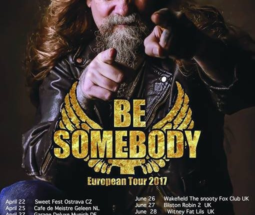 Former W.A.S.P. Guitarist CHRIS HOLMES's MEAN MAN To Kick Off European Tour This Weekend