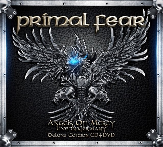 PRIMAL FEAR: 'The End Is Near' Performance Clip From 'Angels Of Mercy - Live In Germany'