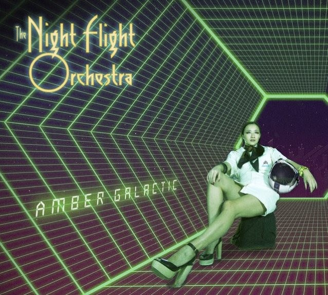 THE NIGHT FLIGHT ORCHESTRA Feat. SOILWORK, ARCH ENEMY Members: 'Something Mysterious' Video