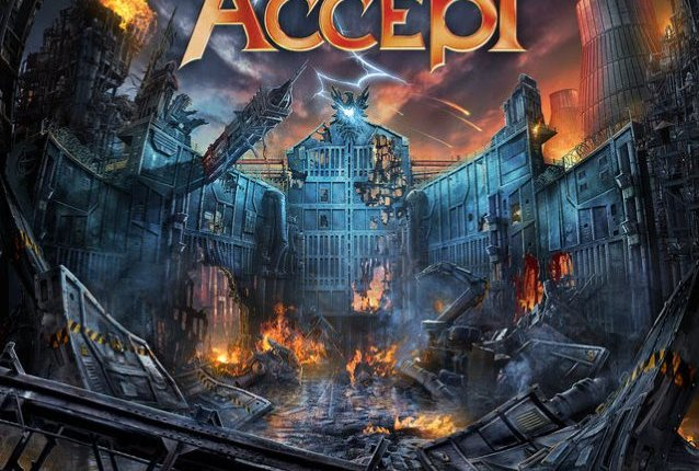 ACCEPT: 'The Rise Of Chaos' Cover Artwork Unveiled
