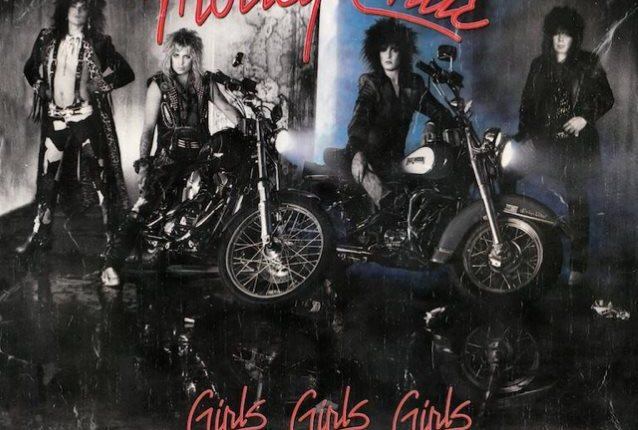 MÖTLEY CRÜE To Release Special Deluxe Edition Of 'Girls Girls Girls' In August