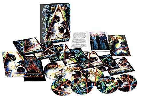 DEF LEPPARD To Release 'Hysteria' 30th-Anniversary Box Set