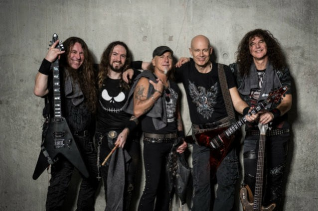 ACCEPT's WOLF HOFFMANN Says 'The Rise Of Chaos' Album Title 'Really Seems To Fit The Times That We Live In'