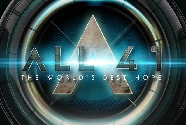 ALL 41 Feat. TERRY BROCK, ROBERT BERRY, GARY PIHL, MATT STARR: 'Down Life's Page' Song Streaming