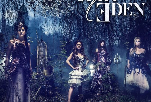 AVANTASIA, VISIONS OF ATLANTIS Singers Join Forces In All-Female Band EXIT EDEN
