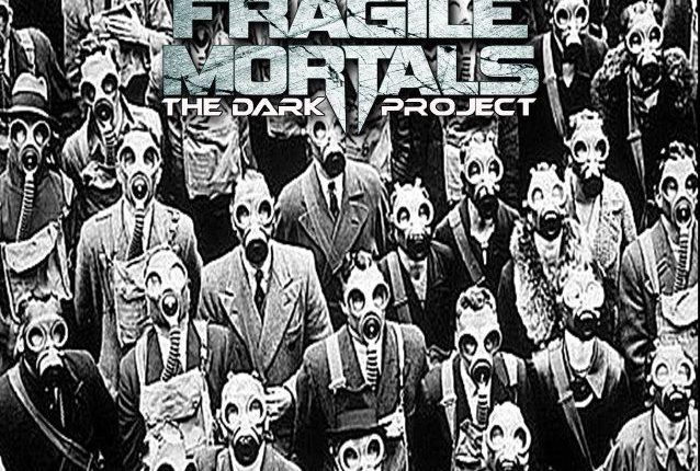 FRAGILE MORTALS Feat. Ex-EXODUS Frontman ROB DUKES, DARRYL 'DMC' MCDANIELS: 'The Dark Project' Album Due In July