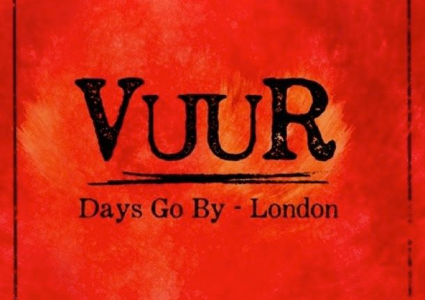 VUUR Feat. Ex-THE GATHERING Vocalist ANNEKE VAN GIERSBERGEN: Listen To First Song 'Days Go By – London'