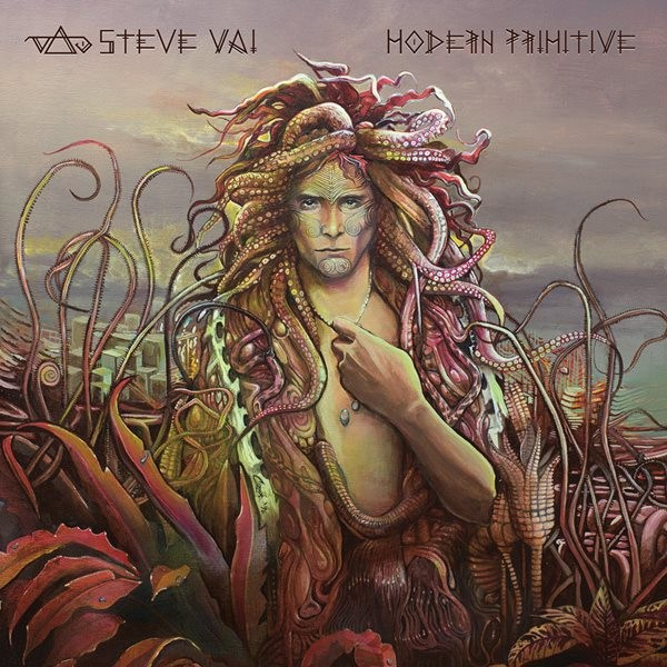 STEVE VAI's 'Modern Primitive' To Receive Stand-Alone Release This Week