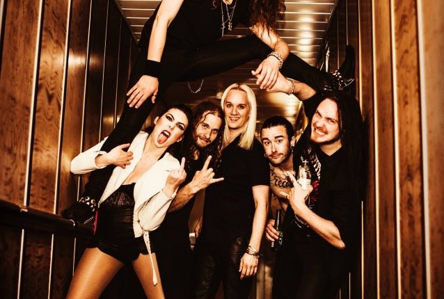 AMARANTHE Officially Recruits DYNAZTY Singer NILS MOLIN