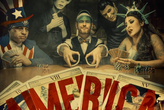 COREY TAYLOR Says His 'America 51' Book Will 'Piss People Off'