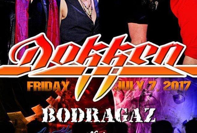 Watch DOKKEN Perform In Golden, Colorado