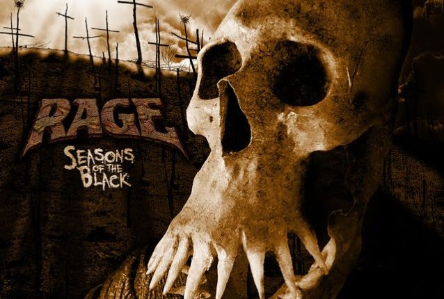 RAGE Releases Video For 'Seasons Of The Black' Title Track