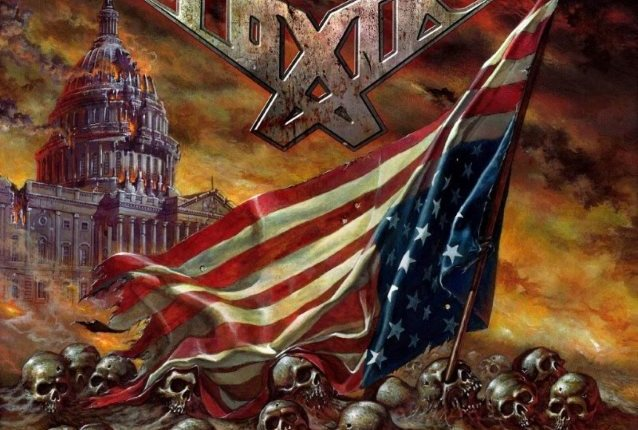 TOXIK To Release 'Breaking Class' EP; 'Stand Up' Song Streaming