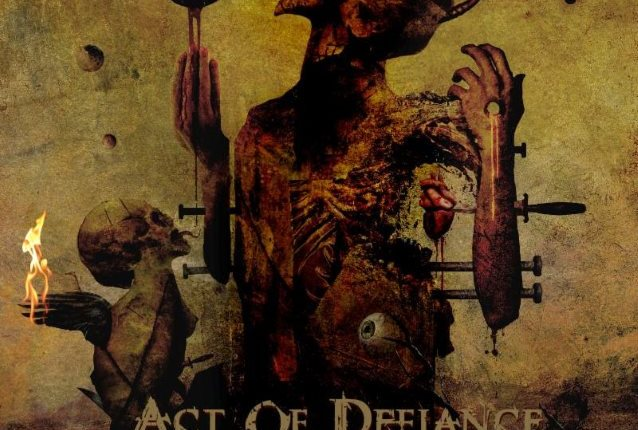 ACT OF DEFIANCE Feat. Ex-MEGADETH Members: 'Old Scars, New Wounds' Album Due In September