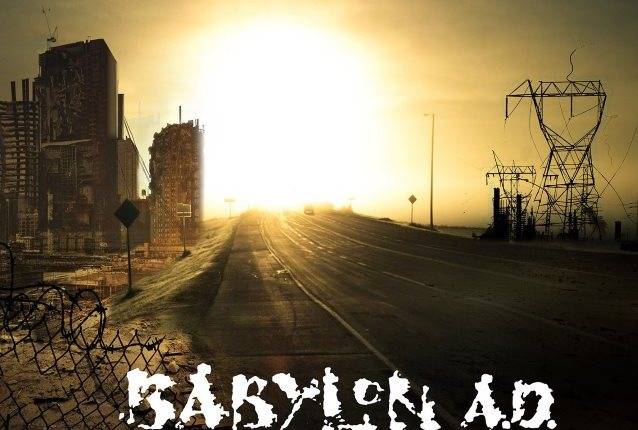 BABYLON A.D. To Release 'Revelation Highway' Album In November