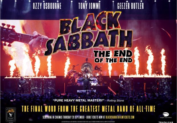 New Trailer For BLACK SABBATH's 'The End Of The End' Film