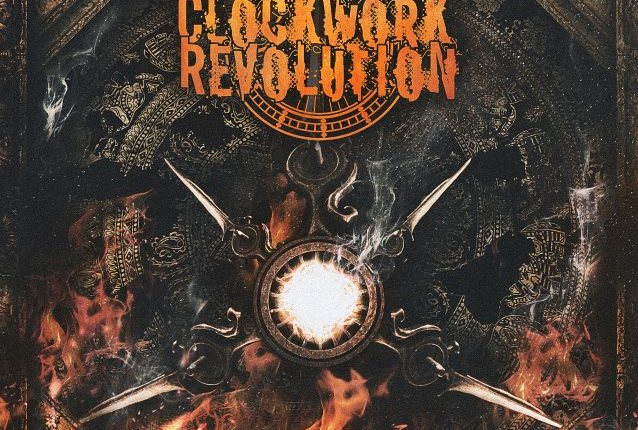 CLOCKWORK REVOLUTION Feat. Ex-Members Of YNGWIE MALMSTEEN, CRIMSON GLORY, KAMELOT: 'Heritage' Video