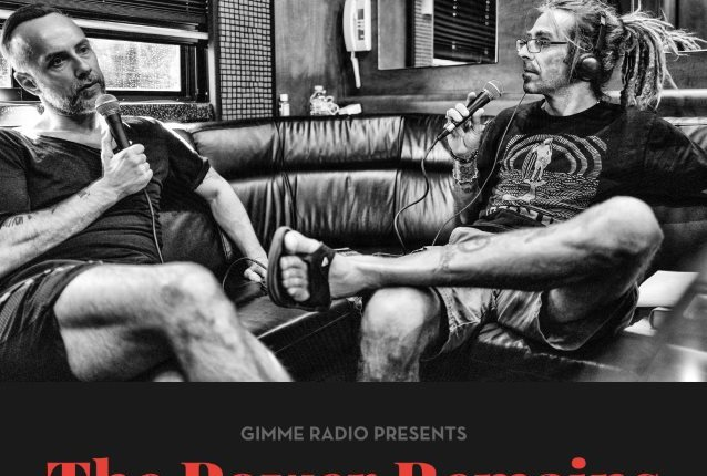 LAMB OF GOD's RANDY BLYTHE Joins GIMME RADIO