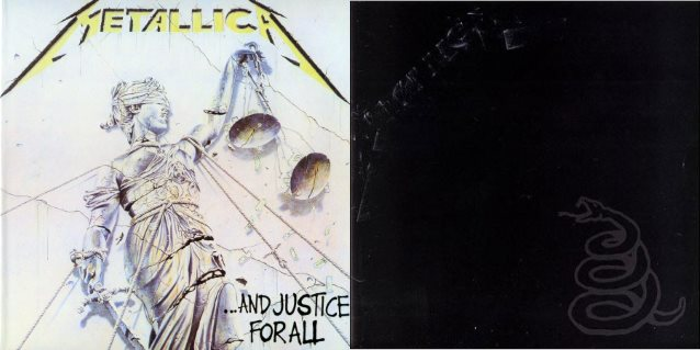 METALLICA Is Preparing Deluxe Versions Of '…And Justice For All' And 'Black' Albums