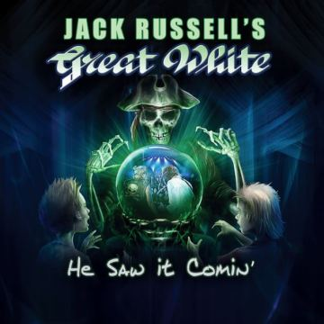 JACK RUSSELL Releases Lyric Video For 'Blame It On The Night', Written About Abuse His Wife Suffered As A Child