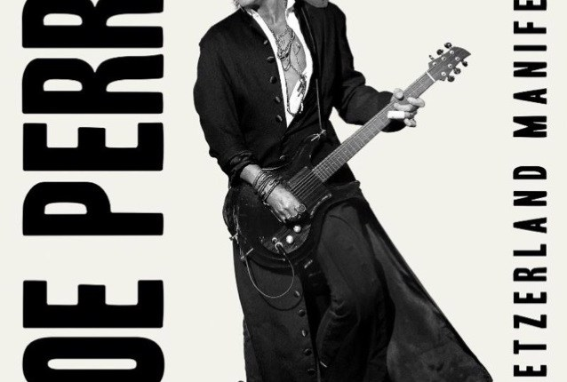 Listen To JOE PERRY Solo Song 'Aye, Aye, Aye' Feat. CHEAP TRICK's ROBIN ZANDER