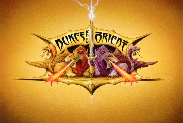 JOHN PAYNE And ERIK NORLANDER Join Forces In DUKES OF THE ORIENT