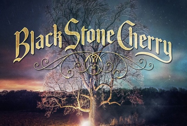 Video: BLACK STONE CHERRY Performs Acoustic Version Of New Song 'Bad Habit' In Paris