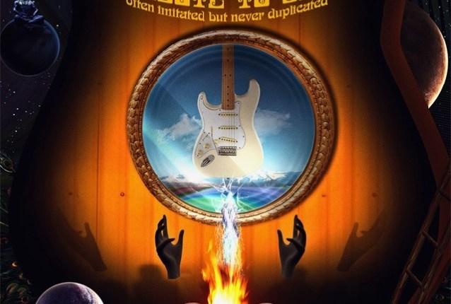 KING'S X Frontman To Honor JIMI HENDRIX With 'Tribute To Jimi' Album