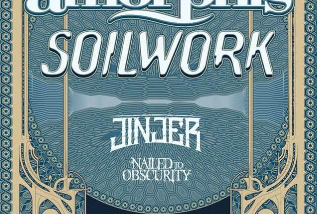 AMORPHIS And SOILWORK Announce European Co-Headlining Tour