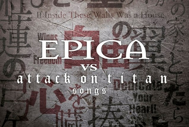 EPICA: Fourth Trailer For 'Attack On Titan' EP