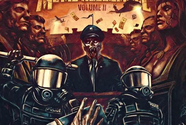METAL ALLEGIANCE Feat. MEGADETH, TESTAMENT Members: Second Trailer For 'Power Drunk Majesty' Album